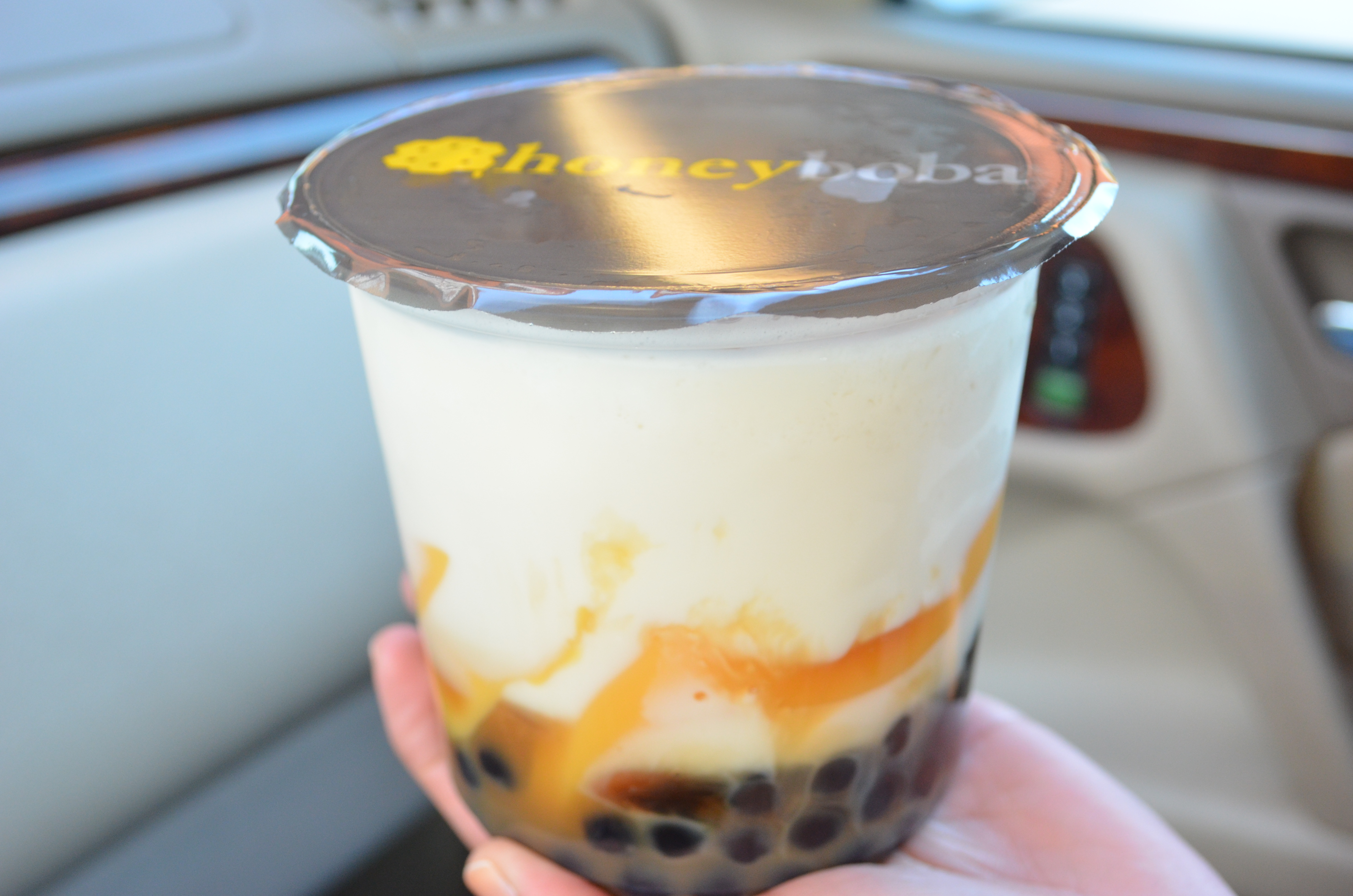 honey boba | SGVFoodie